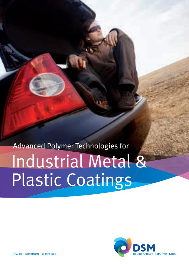 Advanced Polymer Technologies for Industrial Metal & Plastic Coatings