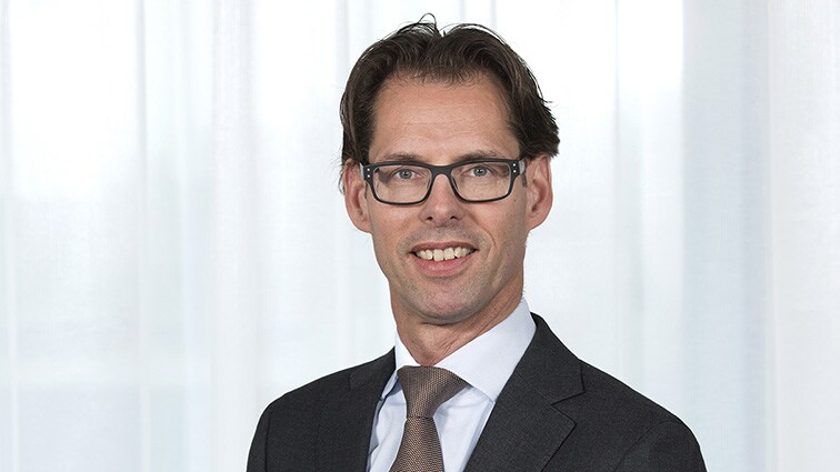 Dimitri de Vreeze, Member of DSM's Managing Board