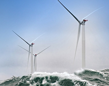Making wind energy a viable alternative to fossil fuels