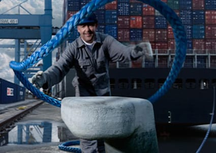 Lifting slings with Dyneema® SK78