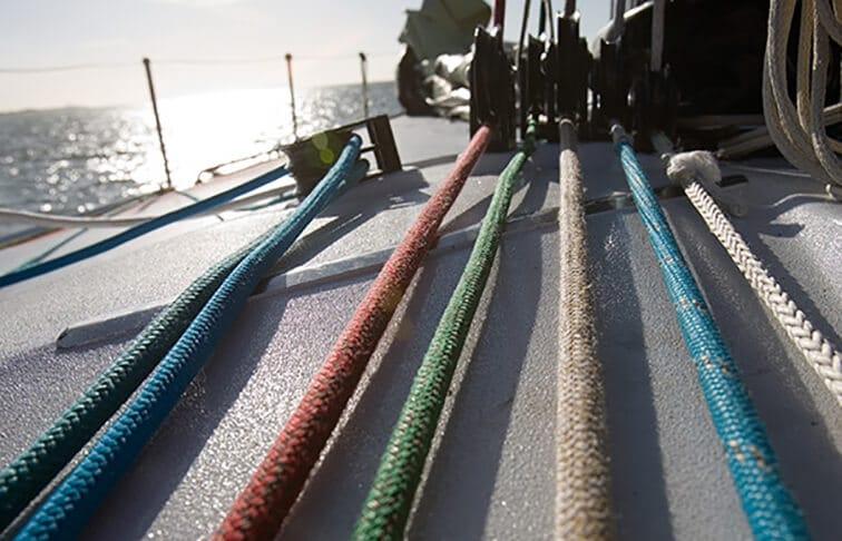 Sailing Rope with Dyneema® SK78