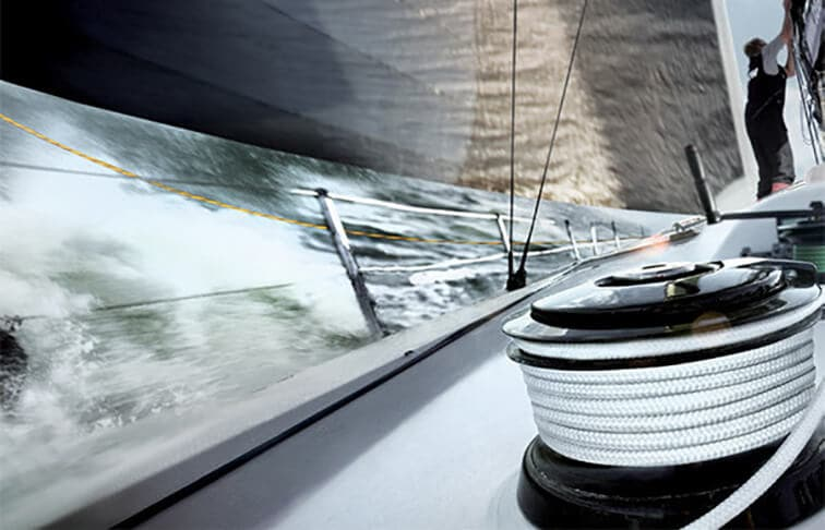 Sailing Rope with Dyneema® SK99
