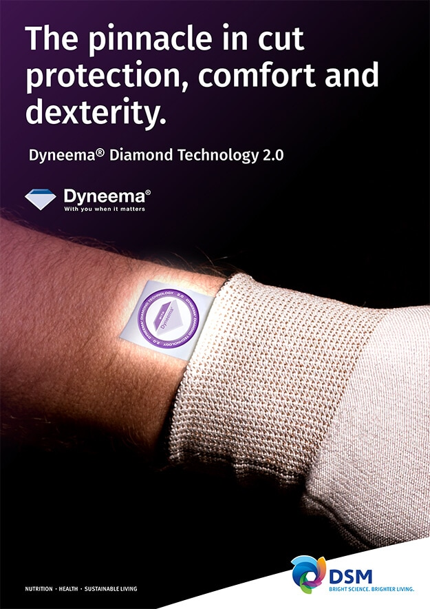팩트시트 Dyneema® Diamond Technology 2.0