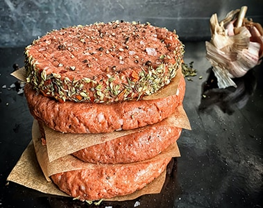 Insights Plant-based meat alternatives - Adapt texture & mouthfeel
