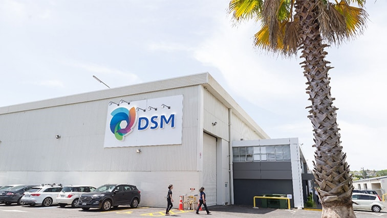 DSM shows growing commitment to quality and the environment with new Auckland (NZ) facility